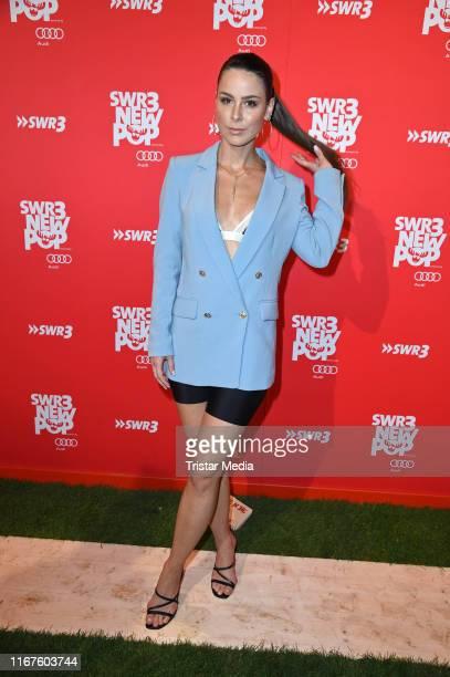 Lena MeyerLandrut attends the SWR3 New Pop Festival Das Special on September 12 2019 in BadenBaden Germany