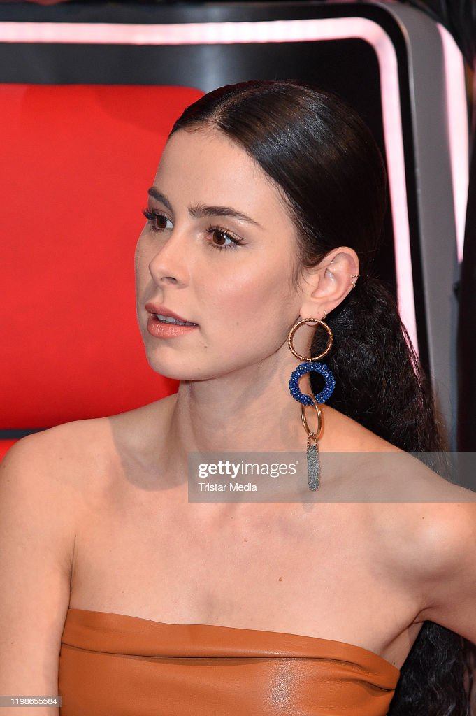 Lena Meyer Landrut Attends The The Voice Kids Judges Photocall At News Photo Getty Images