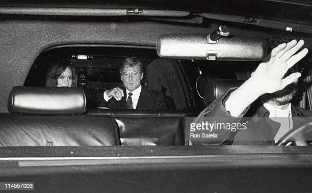 Lena Olin and Robert Redford during Havana Premiere December 10 1990 at The Ziegfeld Theater in New York City New York United States