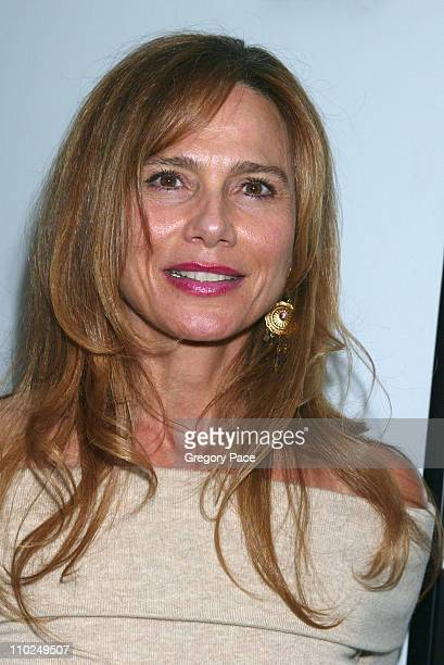 Lena Olin during An Unfinished Life New York City Premiere at Directors Guild of America Theater in New York City New York United States