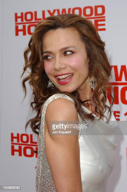 Lena Olin during The World Premiere Of Hollywood Homicide at Mann Village Theatre in Westwood California United States