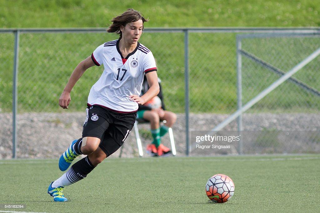 U16 Girl's Germany v U16 Girl's Finland  - Nordic Cup