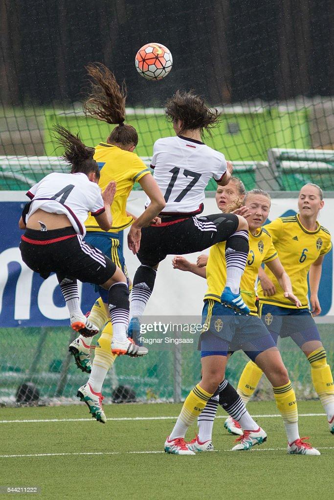 U16 Girl's Germany v U16 Girl's Sweden  - Nordic Cup