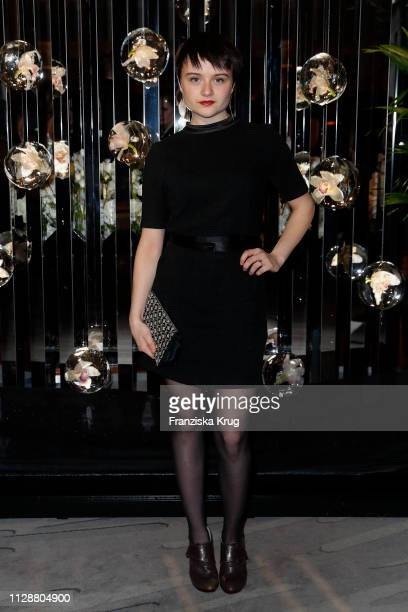 Lena Urzendowsky during the Ritz Carlton Berlin ReOpening Party at Ritz Carlton on March 5 2019 in Berlin Germany