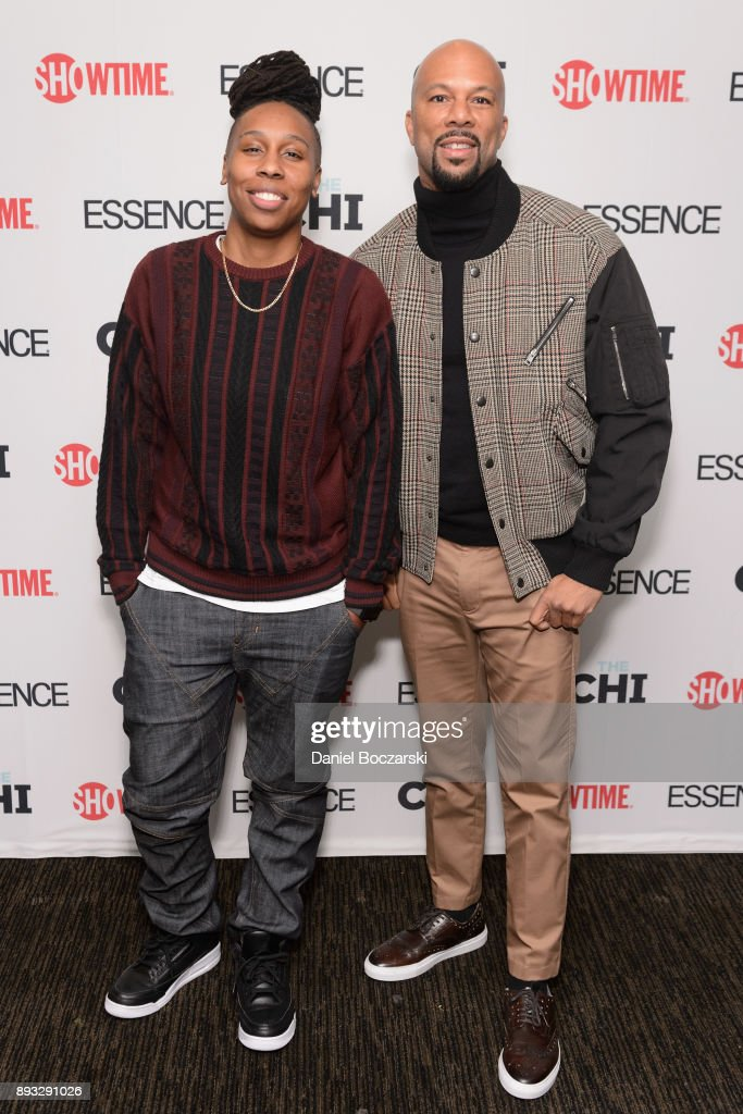 Showtime and Essence Advance Screening of THE CHI with Lena Waithe and Common