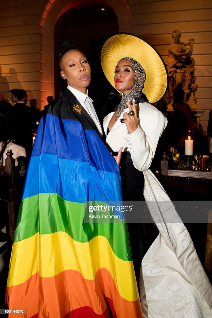 Heavenly Bodies: Fashion & The Catholic Imagination Costume Institute Gala - Inside : News Photo