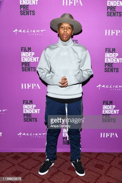 Lena Waithe at Film Independent Presents Showtime Screening Series The Chi at ArcLight Hollywood on April 01 2019 in Hollywood California