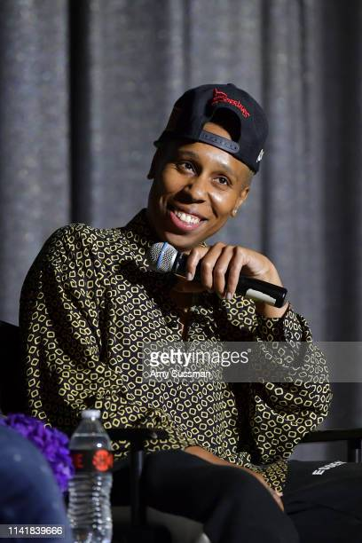 Lena Waithe attend Showtime's The Chi For Your Consideration event at Silver Screen Theater at the Pacific Design Center on April 10 2019 in West...