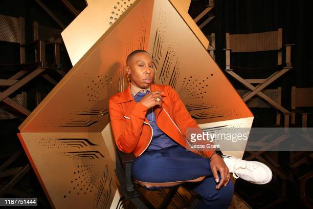 "Lena Waithe attends AFI FEST 2019 Presented by Audi - Opening Night World Premiere Of ""Queen & Slim"" on November 14, 2019 in Hollywood, California."