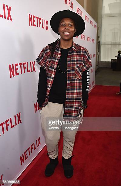 """Lena Waithe attends Netflix's """"Master of None"""" Emmy Season Screening and panel on May 18, 2016 in Beverly Hills, California."""
