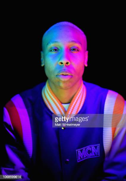 Lena Waithe attends Refinery29 Presents 29Rooms Los Angeles 2018: Expand Your Reality at The Reef on December 4, 2018 in Los Angeles, California.