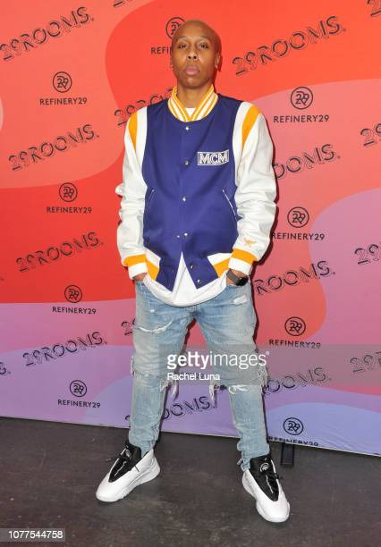 Lena Waithe attends Refinery29's 29Rooms Los Angeles 2018 Expand Your Reality at The Reef on December 04 2018 in Los Angeles California