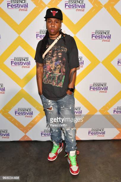 Lena Waithe attends the 2018 Essence Festival presented by CocaCola at Ernest N Morial Convention Center on July 6 2018 in New Orleans Louisiana