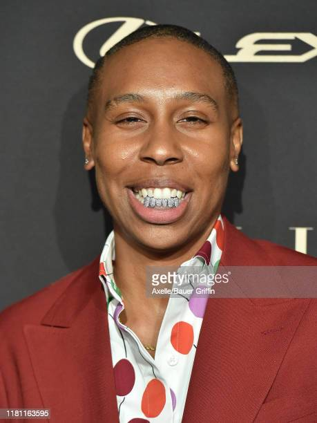 Lena Waithe attends the 2019 ELLE Women In Hollywood at the Beverly Wilshire Four Seasons Hotel on October 14, 2019 in Beverly Hills, California.