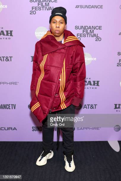 Lena Waithe attends the Bad Hair premiere during the 2020 Sundance Film Festival at The Ray on January 23 2020 in Park City Utah