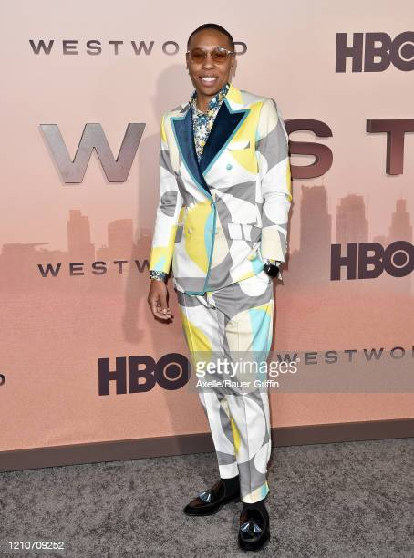 "Lena Waithe attends the premiere of HBO's ""Westworld"" Season 3 at TCL Chinese Theatre on March 05, 2020 in Hollywood, California."
