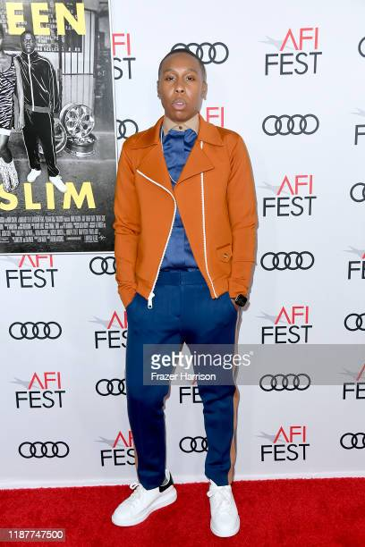 "Lena Waithe attends the ""Queen & Slim"" Premiere at AFI FEST 2019 presented by Audi at the TCL Chinese Theatre on November 14, 2019 in Hollywood,..."