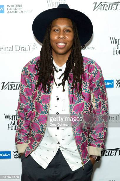 Lena Waithe, 'Master of None' Co-writer attends the WGAW's Sublime Primetime 2017 at Writers Guild Theater on September 15, 2017 in Beverly Hills,...