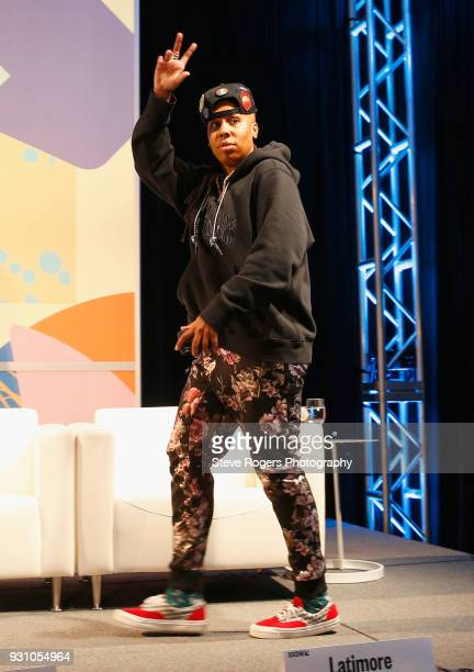 Lena Waithe speaks onstage at Featured Session The Chi during SXSW at Austin Convention Center on March 12 2018 in Austin Texas