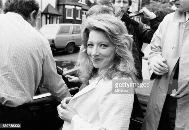 Lena Zavaroni aged 23 June 1987 Lena recently left hospital after some anti depressant pills she was taking made her violently ill Lena ws helped...