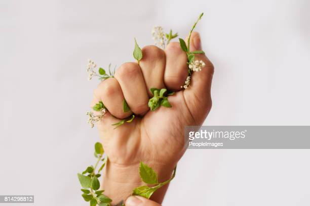 Lend a hand to Mother Nature