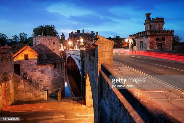 lendal bridge, york, england - york yorkshire stock pictures, royalty-free photos & images