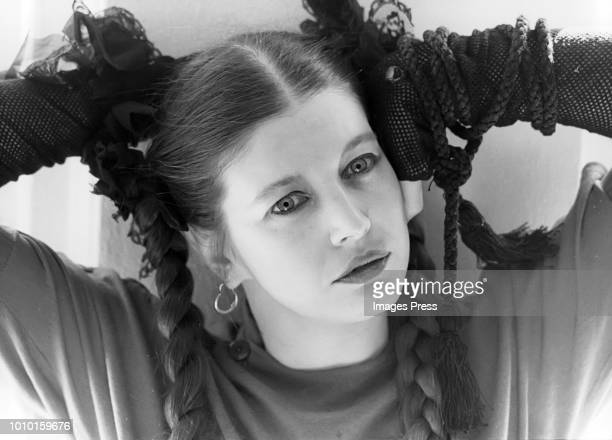 Lene Lovich circa 1980 in New York City