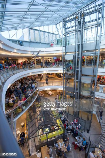 Lengermann Trieschmann sports and fashion house of a special kind in Osnabrueck 5000 sqm of retail space on 5 floors offer the sports fan what the...