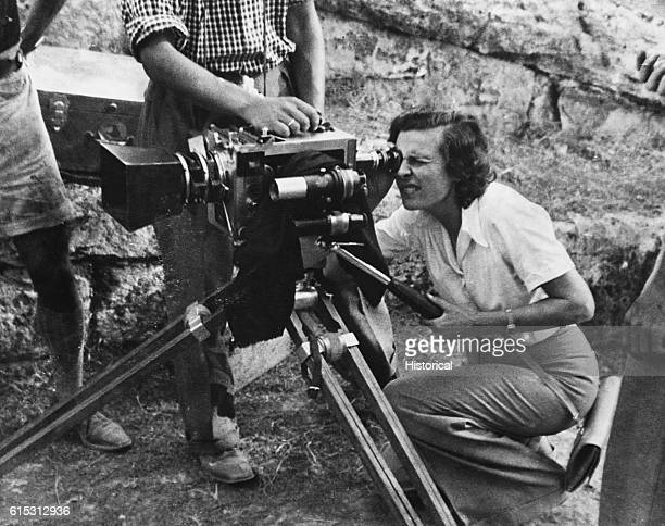 Leni Riefenstahl is a photographer and cinematographer best known for two films extolling the Third Reich Triumph of the Will a documentary of the...