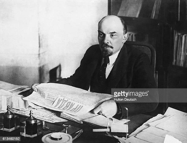 V I Lenin and Joseph Stalin are the founders and editors of Pravda