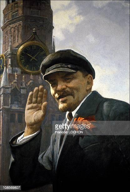Lenin in Russia