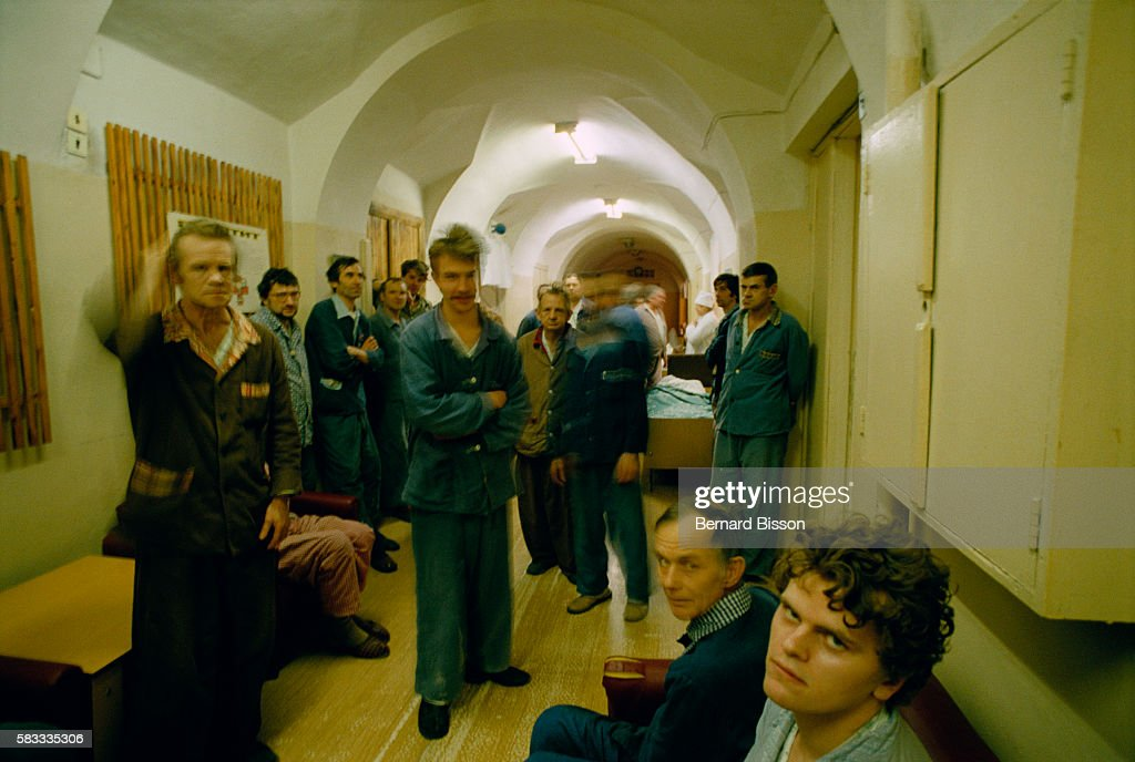 Psychiatric Hospital in the USSR : News Photo
