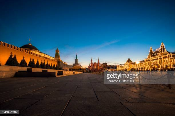 lenins mausoleum in the red square, moscow - mausoleum stock pictures, royalty-free photos & images
