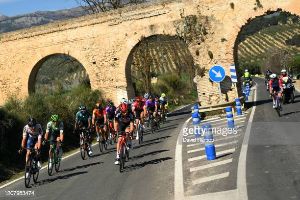 Lennard Hofstede of The Netherlands and Team Jumbo-Visma / Tom Leezer of The Netherlands and Team Jumbo-Visma / Nelson Oliveira of Portugal and...