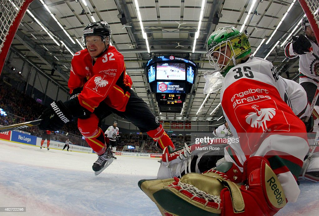 Lulea Hockey v Frolunda Gothenburg - Champions Hockey League Final