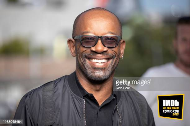 Lennie James attends the #IMDboat at San Diego Comic-Con 2019: Day Two at the IMDb Yacht on July 19, 2019 in San Diego, California.