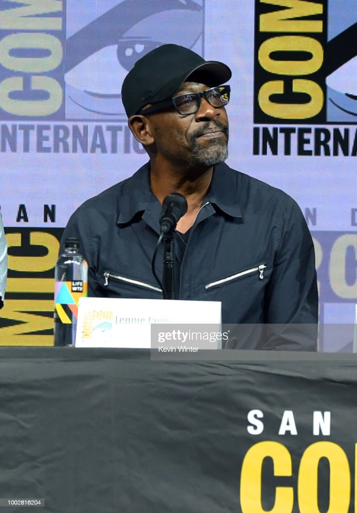 "Comic-Con International 2018 - AMC's ""Fear The Walking Dead"" Panel"