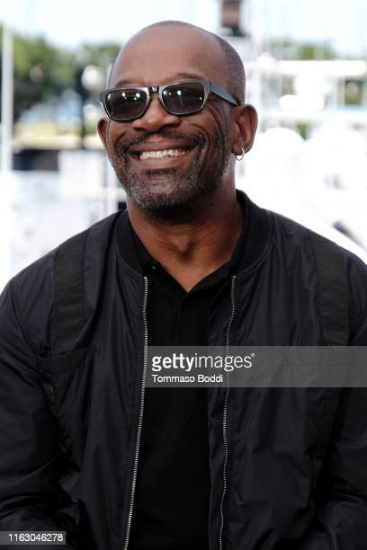 Lennie James speaks onstage at the #IMDboat at San Diego Comic-Con 2019: Day Two at the IMDb Yacht on July 19, 2019 in San Diego, California.