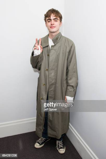 Lennon Gallagher attends the dunhill London presentation during the London Fashion Week Men's June 2017 collections on June 9 2017 in London England