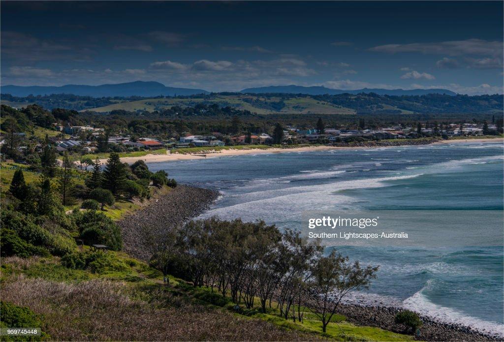 Lennox head coastal view, New south Wales, Australia. : Stock-Foto
