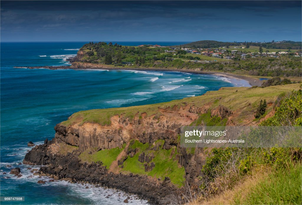 Lennox head coastal view, New south Wales, Australia. : Stock-Foto