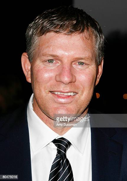 Lenny Dykstra attends the launch party for Players Club Magazine at the Mandarin Oriental Hotel on April 1 2008 in New York City