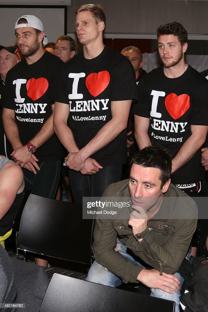 Lenny Hayes Press Conference