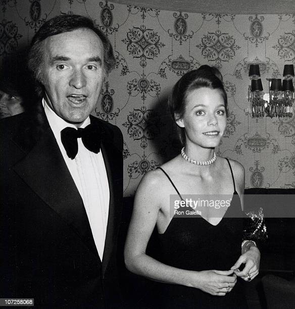 Lenny Hirshan and Susan Dey during National Leukemia Broadcast Council Honors Shirley Jones at Beverly Hills Hotel in Beverly Hills California United...
