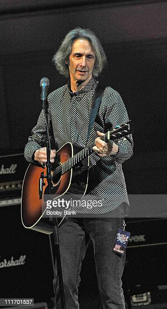 Lenny Kaye performs during The Music Of The Who at Carnegie Hall on March 2 2010 in New York City