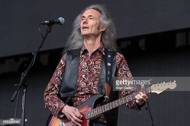 Lenny Kaye performs on stage during day one of Barclaycard Presents British Summer Time Hyde Park on July 1 2016 in London United Kingdom