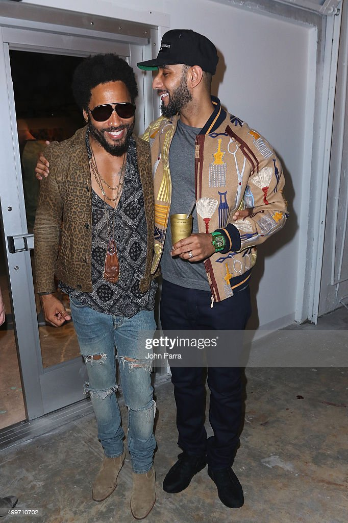 The Dean Collection X BACARDI kick off the No Commission Art Fair in Wynwood : News Photo