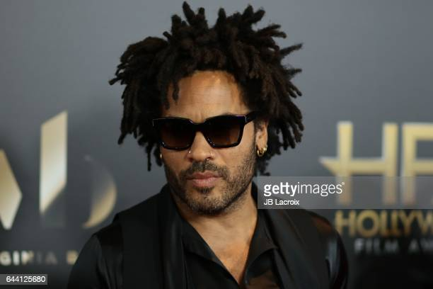 Lenny Kravitz attends the 20th Annual Hollywood Film Awards on November 6 2016 in Los Angeles California