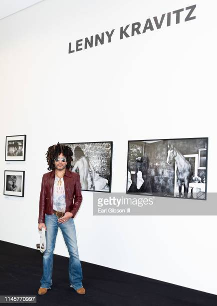 Lenny Kravitz attends the Drifter Presentation at Leica Gallery Wetzlar on May 23 2019 in Wetzlar Germany