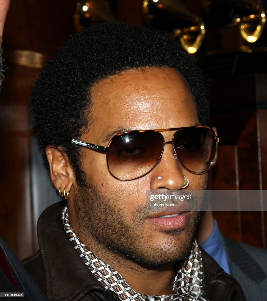 Lenny Kravitz During The Ethnic Foundation Honoring Hosted By